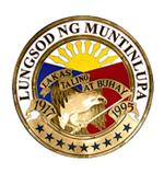 Muntinlupa City Logo