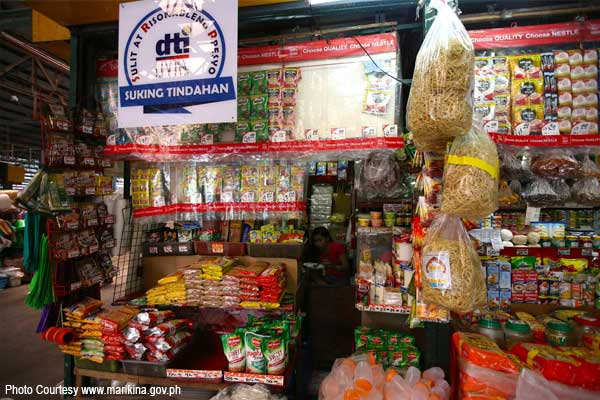 """45d46318e574 Pioneering stores of DTI s """"Suking Tindahan"""" increases in sales ..."""